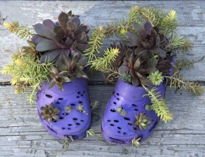reuse-recycle-shoes-planter-garden-decorations-20
